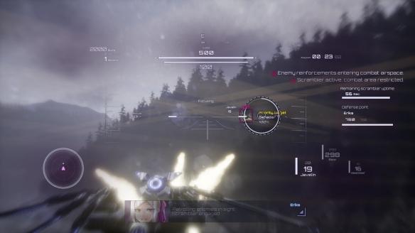 《钢翼少女》游戏截图
