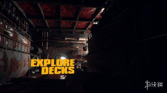 《拆船模拟器》游戏截图