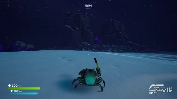 《螃蟹冠军》游戏截图