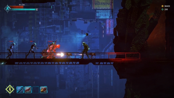 《至暗之光》游戏截图1