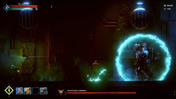 《至暗之光》游戏截图2