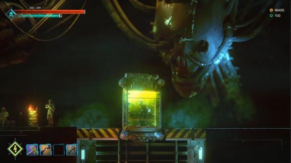 《至暗之光》游戏截图4