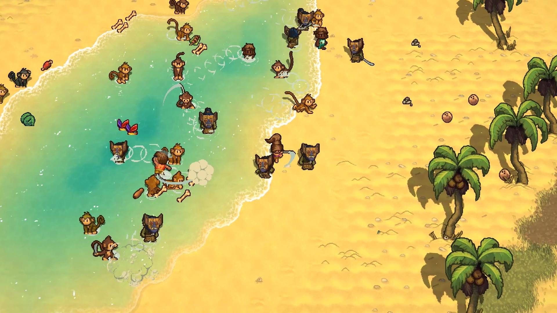 岛屿幸存者v1.1 免安装中文版