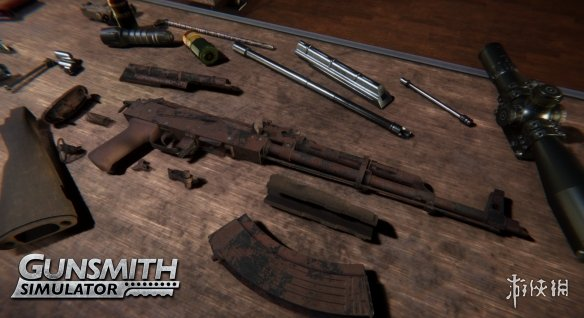 《枪械模拟器》游戏截图