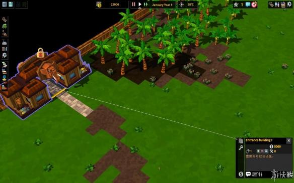 《动物园建设者》游戏截图