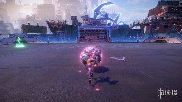 《超级巴基球》游戏截图