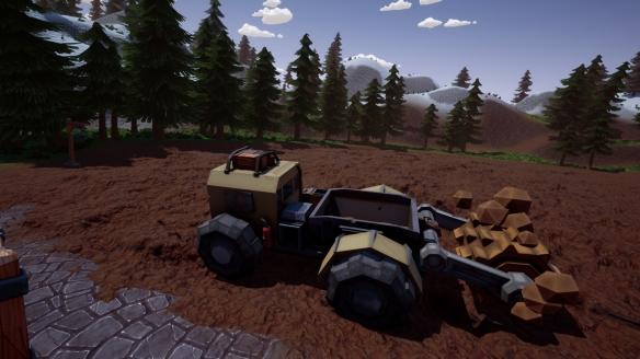 《Hydroneer》游戏截图