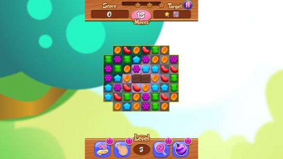 《Color Crush》游戏截图