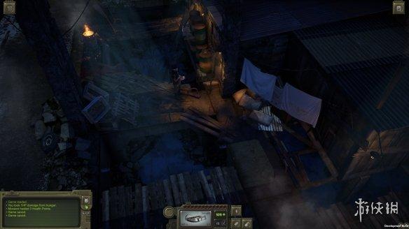 《核爆RPG:特鲁多格勒》游戏截图