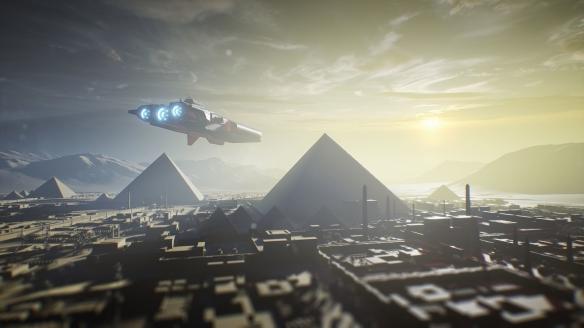 《创世纪计划》游戏截图