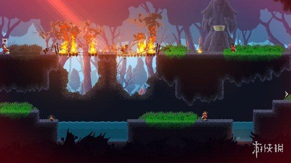 《Wildfire》游戏截图