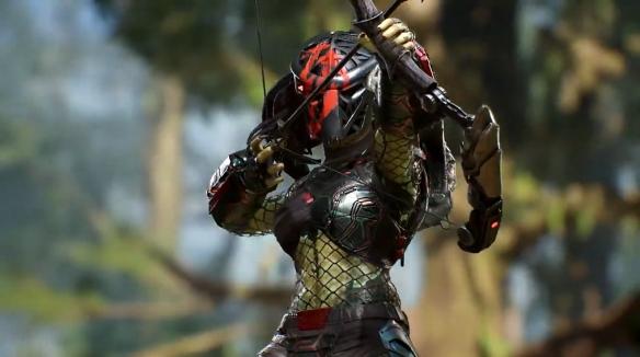 《铁血战士:狩猎场》游戏截图1