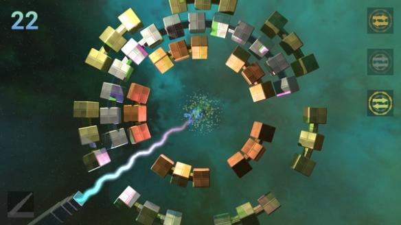 《SpinZap》游戏截图