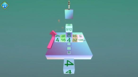 《Center2048》游戏截图
