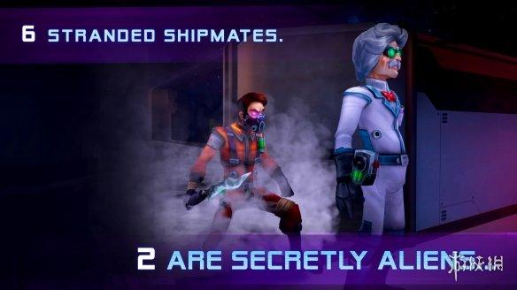 《船上的敌人》游戏截图