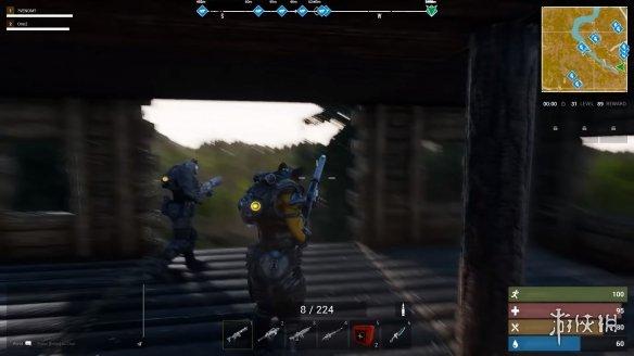 《战争野兽》游戏截图