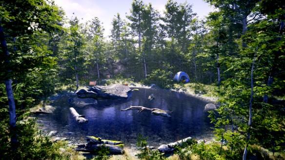 《传说中的森林》游戏截图