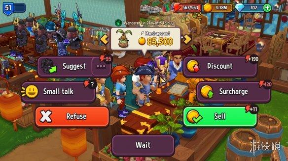《传奇商店》游戏截图