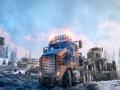《雪地奔驰》游戏截图-5