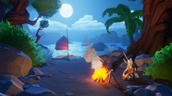 《Windbound》游戏截图