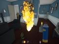 《火烧蜘蛛》游戏截图-5