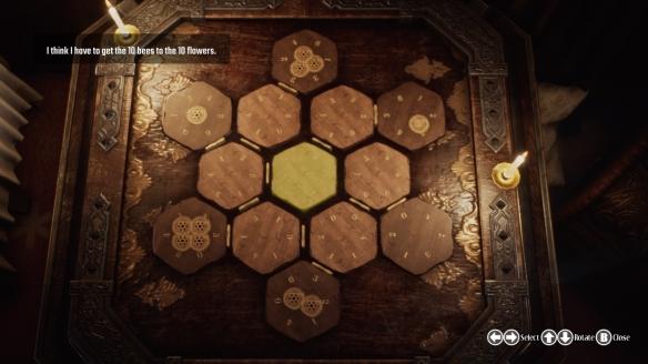 《面对未知黑暗:克洛伊》游戏截图