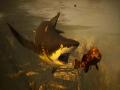 《食人鯊》游戲壁紙-1