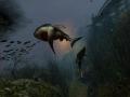 《食人鯊》游戲壁紙-2