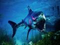 《食人鯊》游戲壁紙-3