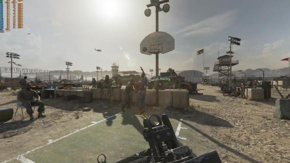 《使命召唤6:现代战争2重制版》游戏截图-2