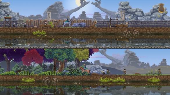 《王国两位君主》游戏截图-2