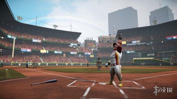 《超级棒球3》游戏截图