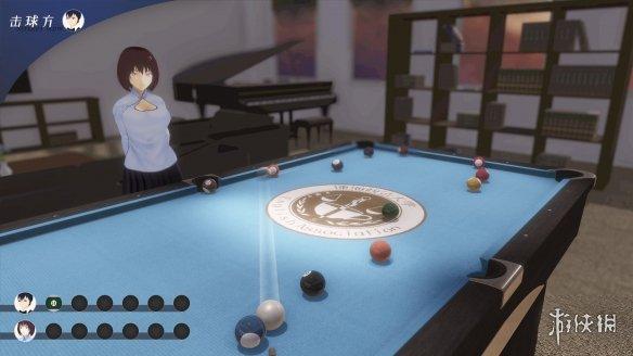 《连海台球俱乐部》游戏截图