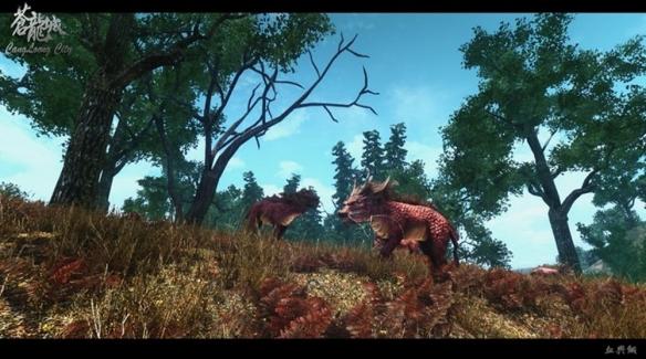 《苍龙城》游戏截图