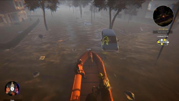 《英雄:洪水救援》游戏截图