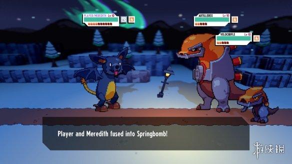 《磁带怪兽》游戏截图