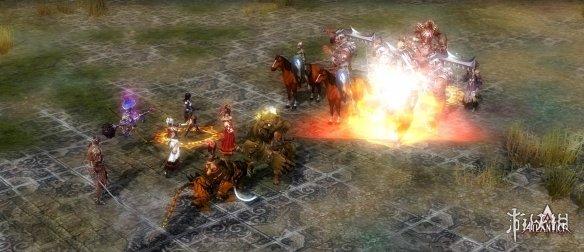 《王者世界》游戏截图