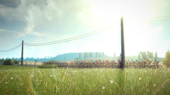 《环法自行车赛2020》游戏截图