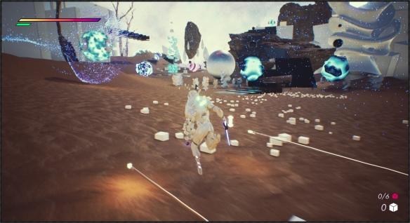 《Moonray》游戏截图