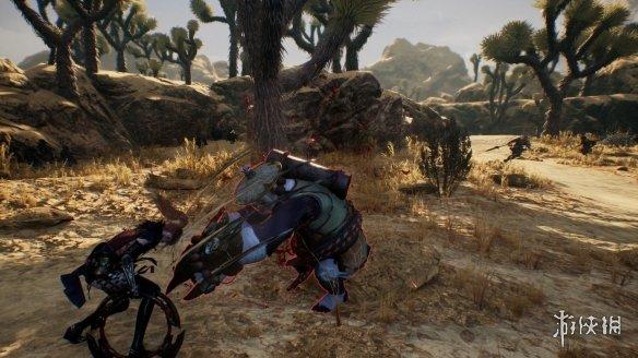 《猎人竞技场:传奇》游戏截图