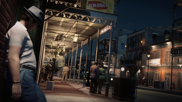 《四海兄弟3:决定版》游戏截图6