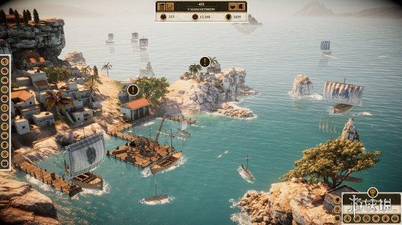 《希腊建造者》游戏截图