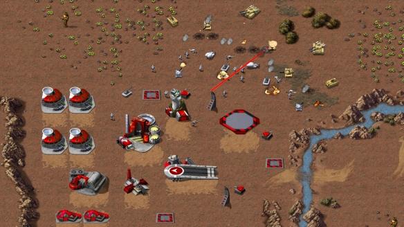 《命令与征服重制版》游戏截图-2