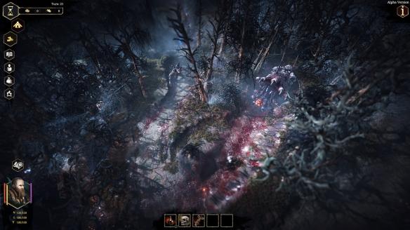 《堕落圣杯》游戏截图