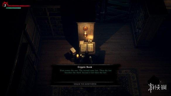 《韦斯特马克庄园》游戏截图