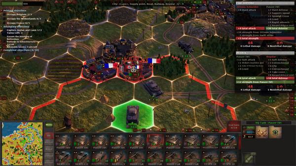 战略思维:闪电战 Strategic Mind: Blitzkrieg