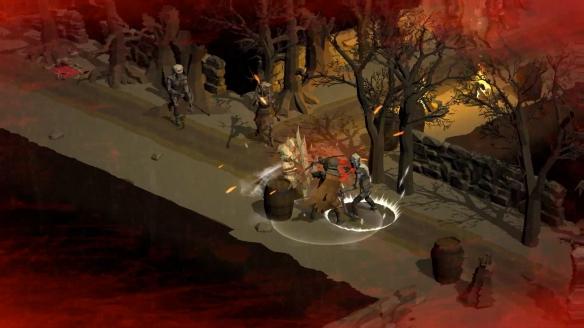 《崩坏的世界》游戏截图