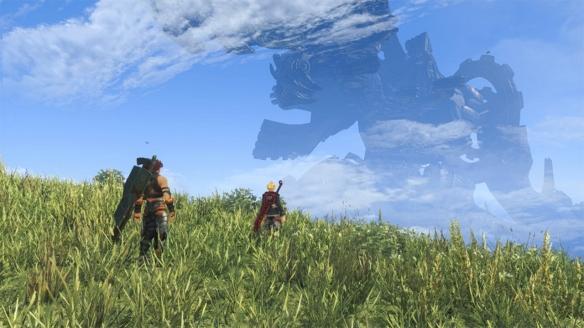 《异度之刃:决定版》游戏截图-2
