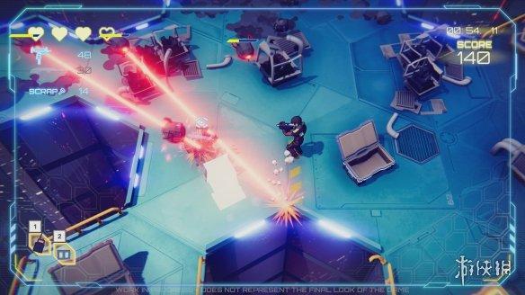 《致命游民复仇者》游戏截图