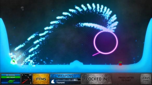 《ShellShock Live》游戏截图